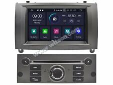 "AUTORADIO 7""Android 9.0 Peugeot 407 (2004-2010) 4gb/32gb Navigatore Usb wifi GPS"