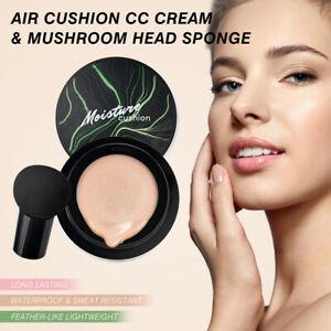 CC Cream Mushroom Head Air Cushion Brightening Moisturizing Concealer Foundation