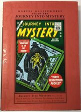 MARVEL MASTERWORKS JOURNEY INTO MYSTERY VOLUME 3 ATLAS ERA HARDCOVER