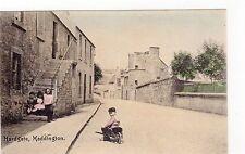 HARDGATE, HADDINGTON: East Lothian postcard (C1716).