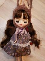 Blythe ICY Custom moveable Doll From Japan Free shipping