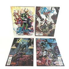 Marvel A Force Comic Lot of 4 Numbers 1 3 4 and 5 She Hulk Captain Marvel Thor