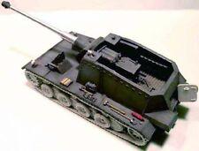 "Milicast G150 1/76 Resin WWII German ""Stubborn Emil"" 12.8cm VK3001 SP"