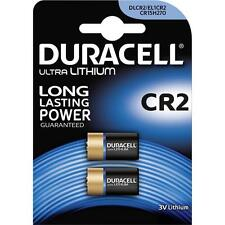 Duracell Lithium-Based CR2 Single Use Batteries