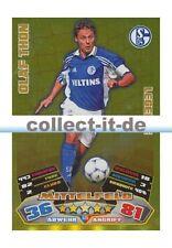 Match Attax 12/13 - 536 - OLAF THON - FC Schalke 04 - Legende