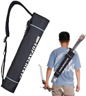 TOPARCHERY Arrow Quiver Holder Hip Large Capacity Arrow Backpack Bag Compound Re