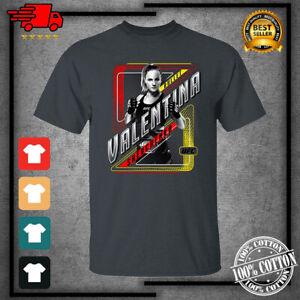 Men's UFC Valentina The Bullet Shevchenko Boxing 2021 T-Shirt For Fan