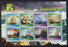 Papua New Guinea Stamp - Tall Ships Stamp - NH