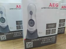 Infrared thermometer Ear and Forehead  AEG FT 4925 | FT4925