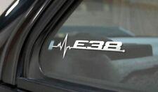 E38 Is in my Blood Bumper Window Vinyl Decal Sticker BMW 1994 2001 740il V8