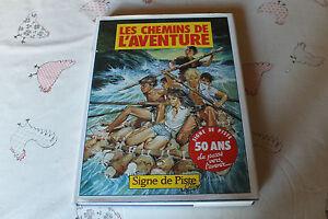 pierre JOUBERT LES CHEMINS DE L'AVENTURE éditions  Signe de Piste