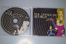The Offspring ‎– Hit That. CD-SINGLE PROMO