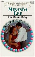 The Boss's Baby (Expecting) (Harlequin Presents, No. 2064)