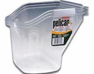 Wooster Pelican Plastic Paint Bucket Liners Pack of 3