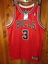 Chicago Bulls Ben Wallace 3 Signed Autograph Jersey Shirt Reebok Size 48 COA NEW