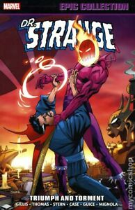 Doctor Strange Triumph and Torment TPB Epic Collection #1-1ST VF 2019