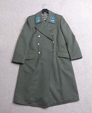#e7569 Original alter Offiziers-Mantel DDR Luftstreitkräfte k 48-1
