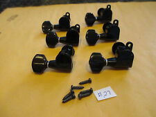 CHARVEL / GOTOH MADE VINTAGE GUITAR MACHINE HEAD TUNERS FROM 1970'S / 80's   #27