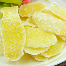 520g Sweet Gourmet Dried Fruit Crystallized Ginger Slices
