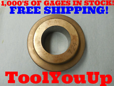2.106 Plain Smooth Bore Ring Gage 2 1/4 2.25 - .1440 Undersize Tooling Tool
