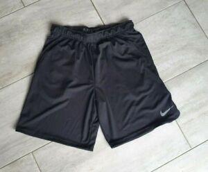 Nike DRI-FIT kurze Sporthose Shorts Größe L schwarz