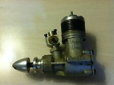Webra 3.5 ccm engine motor vintage airplane plane model rc kit rare antique old