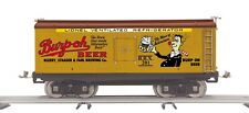 Lionel MTH Standard Gauge Tinplate 214R Burp O Beer Refrigerator Car 11-30109