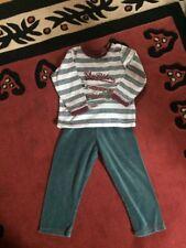 Pyjama Sergent Major 3 Ans Velours
