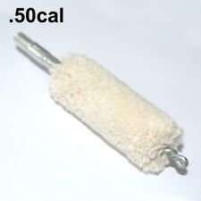 Tactical Cleaning Brush Cleaner For .50 cal Thread Pistol Gun