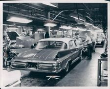 1961 Chrysler Desoto, Factory Assembly Line, Refrigerator Magnet 40 Mil thick
