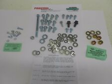 New 1955 1956 Chevy Bel Air Nomad 210 #20-443 COWL VENT SCREWS