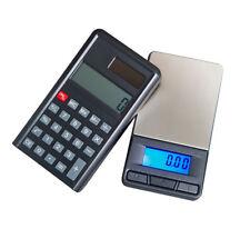 Balanzas Digitales De Bolsillo Calculadora 2 En 1 en equilibrio Cl 300 Joyas 300g X 0.01 g