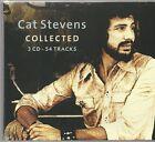 3 CD (NEU!) . Best of CAT STEVENS (54 Titel Lady D´Arbanville Wild World mkmbh