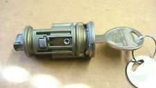 1998-2006 JEEP WRANGLER IGNITION LOCK CYLINDER USED 2 KEYS OEM!