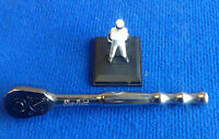 """Blue Point BPRFR938 3/8""""dr Ratchet Quick Release sold by Snap On BRAND NEW"""