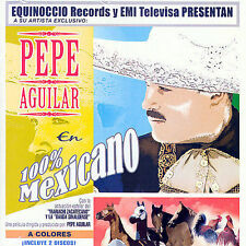 Aguilar, Pepe : 100% Mexicano CD