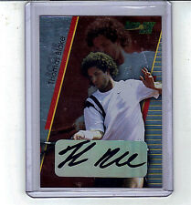 THOMAS BLAKE RC AUTO 2011 ACE EX #/99