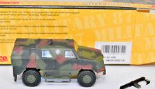 Schuco 4526 24300 TPz Dingo Radpanzer flecktarn Bw NEU in OVP Bundeswehr 4MFOR
