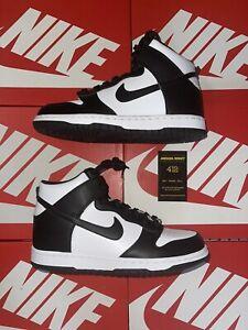 Nike Dunk High Retro Panda Size 8.5W (7 Men's) DB2179-103 DS *FAST SHIPPING*