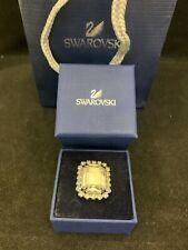 Swarovski Crystal By Shourouk Ring 5028611 Size 5 3/4