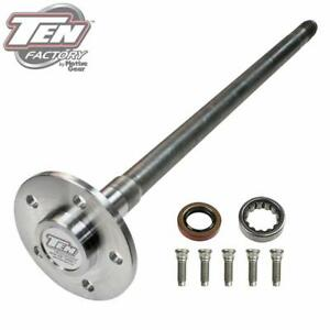 """TEN Factory Axle Shaft MG25151; 31.250"""" 31 Spline 5 x 4.5 for 66-70 Ford Mustang"""