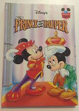 Disney's The Prince and the Pauper 1993 Hardcover