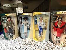 Barbie 1999 City Seasons Complete Collector Edition - by F.A.O. Schwartz - MIB -