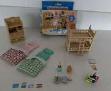 Sylvanian Families Children's Bedroom Furniture (Inc Box) Item 4254