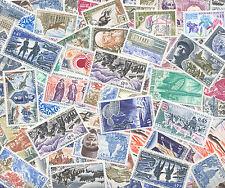 FRANCE SUPER LOT A4: 100 timbres des années 1960 et 1970, Neufs sans charnière