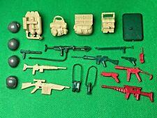 Gi Joe Battle Gear Accessory Pack #3 1985 vintage weapons Arah You Pick G.I. Joe