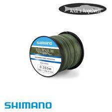 Shimano Technium Tribal 0 30mm 1100m Camo Monofile Schnur Camouflage