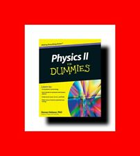 Science Book%Steven Holzner Physics Ii For Dummies:Plain-English Guide Advanced!