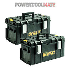 DeWalt DS300N DS300 Tough System Tool Storage Case *TWIN PACK* (No Tote Tray)