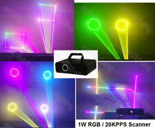 1000mW RGB Full Color Laser Light Show Projector Graphic Laser Shows Laser Event